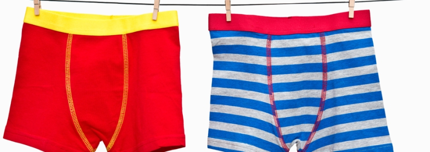 Finance and the colour of your underpants